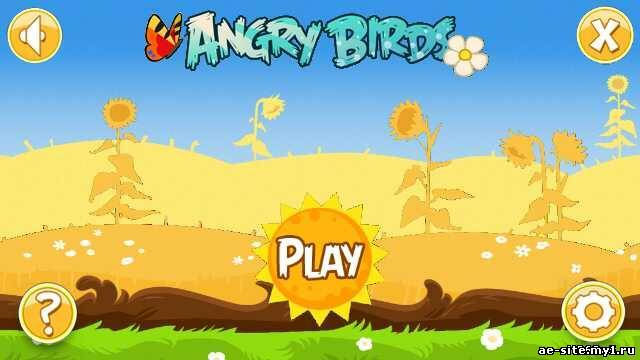 Angry Birds Seasons (RU)
