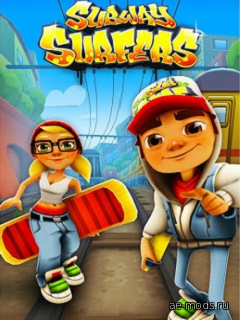 subway surfers скриншот №1