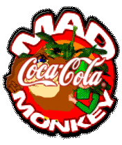 Mad Monkey Coca-Cola (Мод)