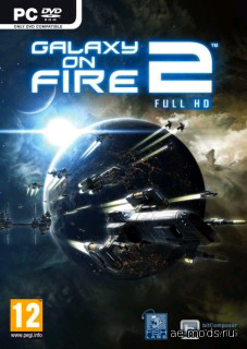 Galaxy on fire 2 FUL HD скриншот №1