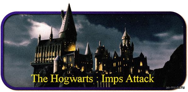 The Hogwarts : Imps Attack 1.1 скриншот №1