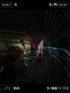 Dead Space Mobile 3D (BETA) скриншот №3