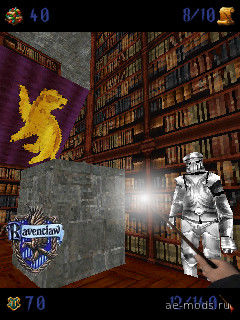 The Hogwarts : Imps Attack 1.1 скриншот №3