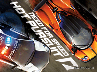 Need For Speed: Hot Pursuit 320x240 скриншот №1