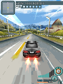 Need For Speed: Hot Pursuit 320x240 скриншот №7