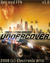 Need For Speed Undercover Mod v.1.0