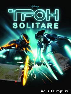 Tron solitaire by Fox Studio aka Game world