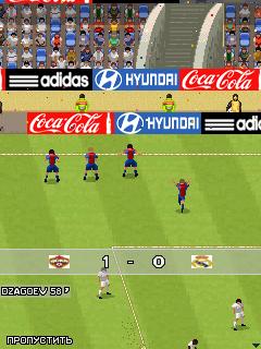 Дзагоев забивает гол в матче ЦСКА - Реал Мадрид xD